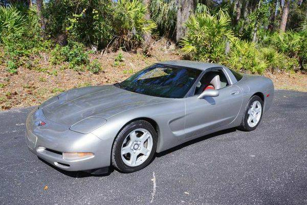 1999 *Chevrolet* *Corvette* Base 2dr Hatchback - CALL or TEXT TODAY!!!