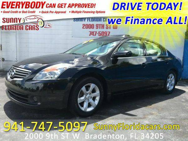 2008 *Nissan* *Altima* 2.5 SL - WE FINANCE ALL - EVERY ONE RIDES