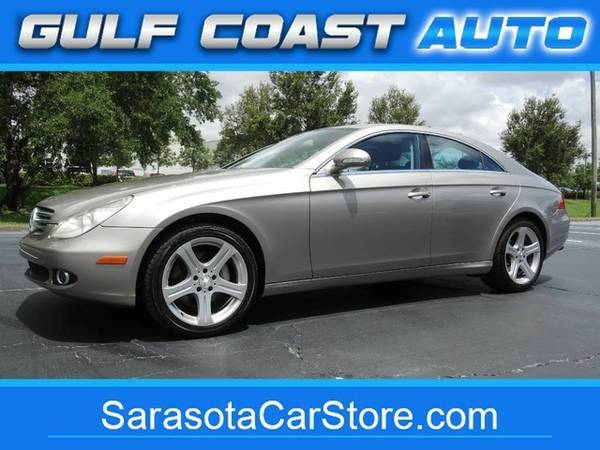 2006 Mercedes-Benz CLS-Class CLS500! WELL MAINTAINED! SHARP CAR! TAKE