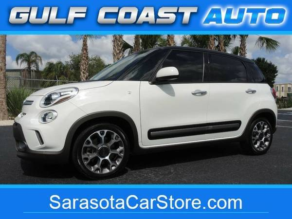 2014 Fiat 500L Trekking! 1-OWNER! FL CAR! WELL MAINTAINED! SHARP CAR!