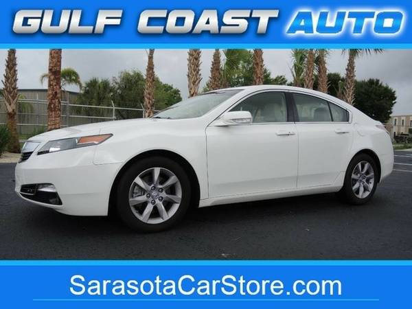 2014 Acura TL Tech Package! 1-OWNER! FL CAR! ONLY 17K MI! NAV!...