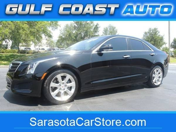2014 Cadillac ATS Luxury RWD! FL CAR! WELL MAINTAINED! SHARP CAR!...