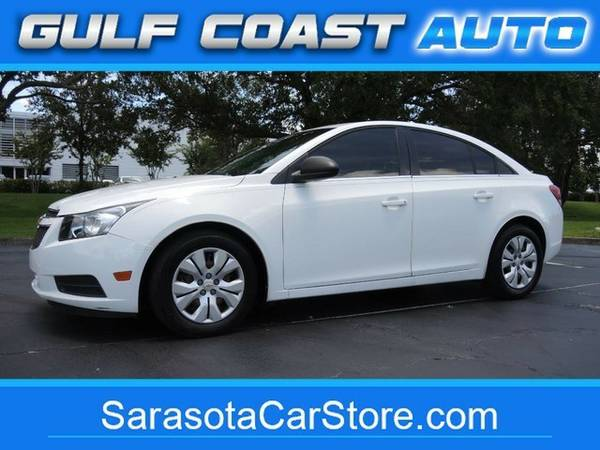 2012 Chevrolet Cruze LS! 1-OWNER! FL CAR! ONLY 57K MI! WELL...