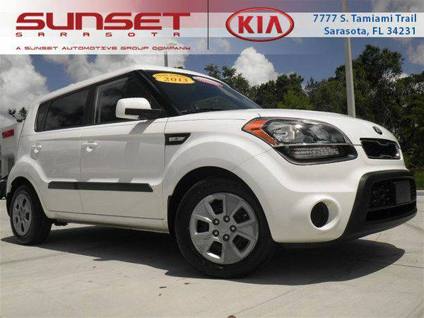 Certified 2013 *Kia* *Soul* Base -BAD/GOOD/NO CREDIT!!