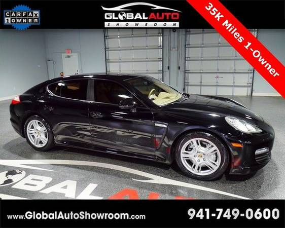 2011 *Porsche* *Panamera* 2 *Over 100 in Stock-Indoor Showroom-SR 64