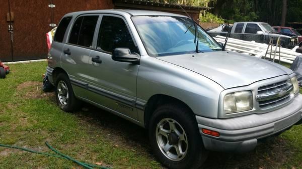 2001 Chevy tracker