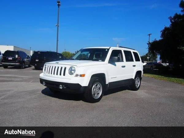 2014 Jeep Patriot Altitude SUV