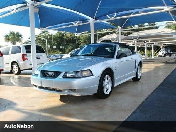 2004 Ford Mustang Premium Convertible