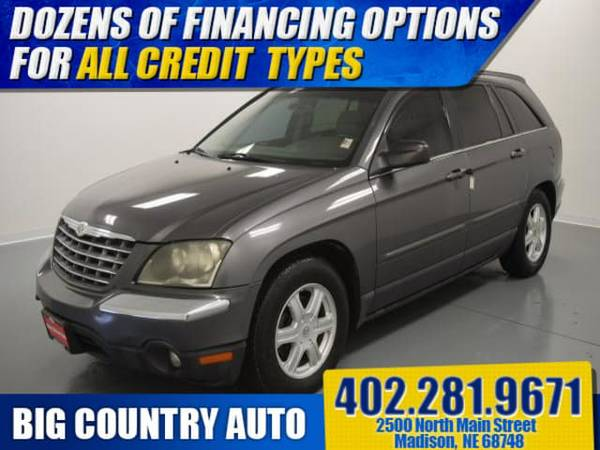 2004 Chrysler Pacifica 2004 4dr Wgn AWD Station Wagon 2004 4dr Wgn AWD
