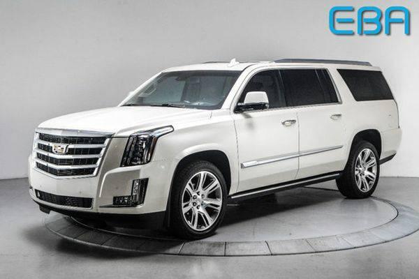 2015 *Cadillac* *Escalade* *ESV* 4WD 4dr Premium