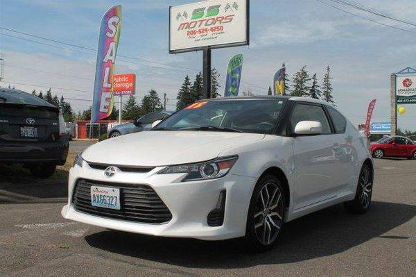 2015 *Scion* *tC* Base 2dr Coupe 6A ~~~Very easy to buy Here~~~