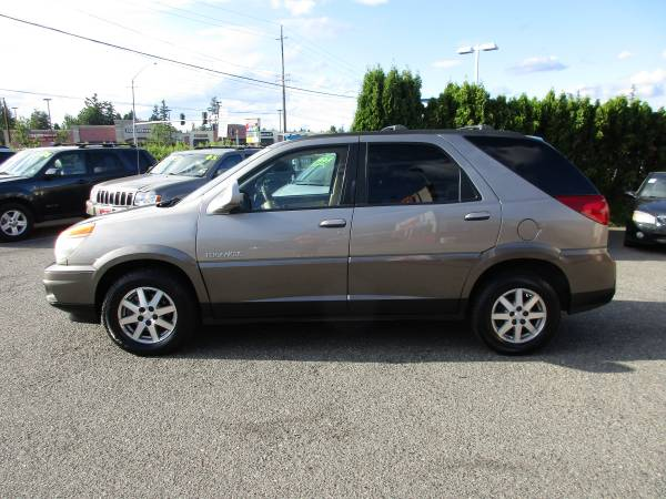 2002 Buick Rendezvous CXL-AWD! 3rd Row! Loaded!