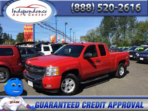 2009 Chevrolet Silverado 1500 4WD Ext Cab 143.5 LT Extended Cab Pickup