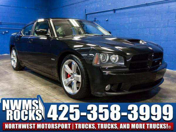 2009 *Dodge Charger* SRT 8 RWD - One Previous Owner! 2009 Dodge...