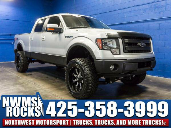 Lifted 2014 *Ford F150* FX4 4x4 -