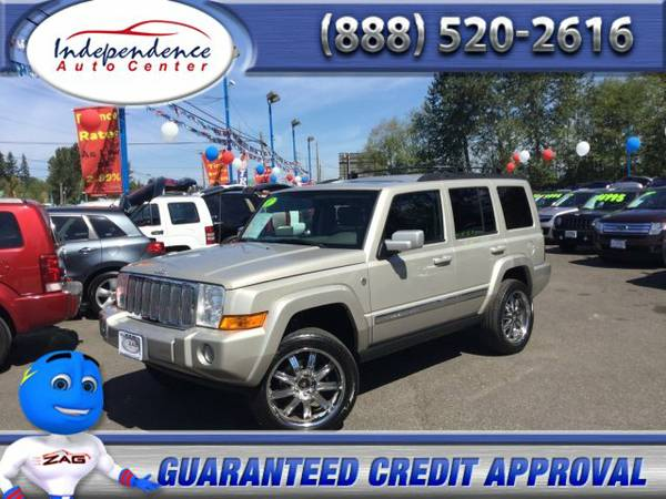 2007 Jeep Commander 4WD 4dr Sport Sport Utility