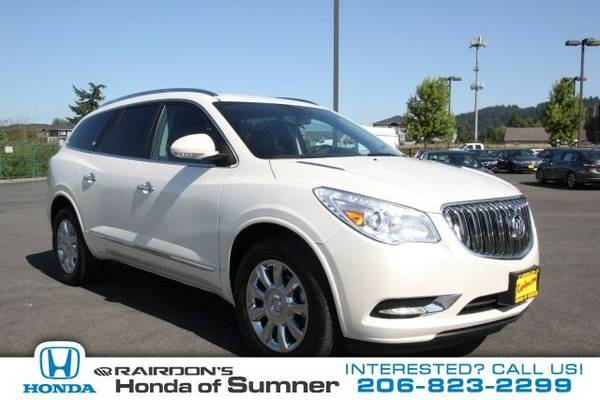 2013 Buick Enclave Leather Group SUV Enclave Buick