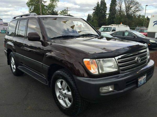 2003 *Toyota* *Land* *Cruiser* Base AWD 4dr SUV -100%...
