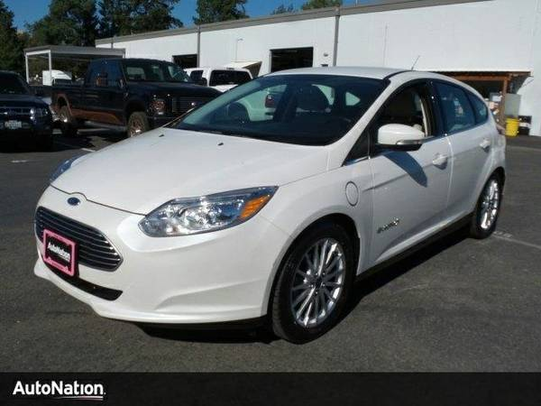 2013 Ford Focus Electric Ford Focus Electric Hatchback