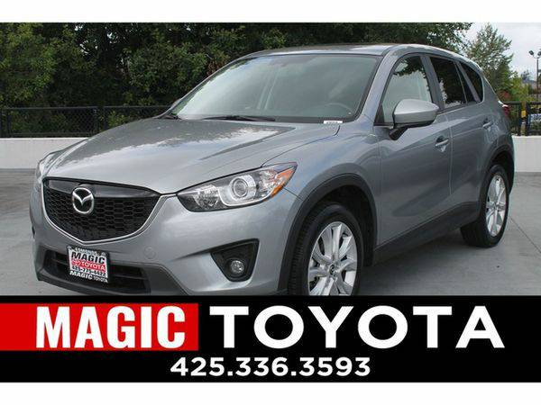 2013 *Mazda* *CX-5* Grand Touring NAV LTHR RATES AS LOW AS 0% OAC ON...