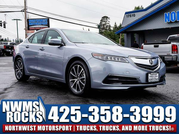 2015 *Acura TLX* TECH AWD -