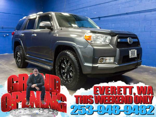 2011 *Toyota 4Runner* Limited 4x4 - Clean Carfax History! 2011 Toyota