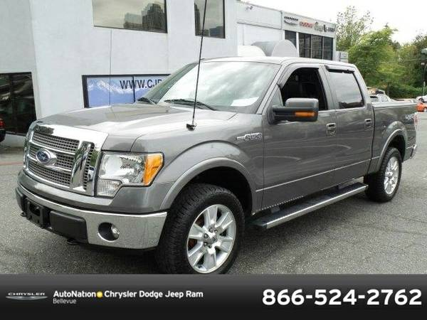 2011 Ford F-150 XL Ford F-150 XL SuperCrew Cab
