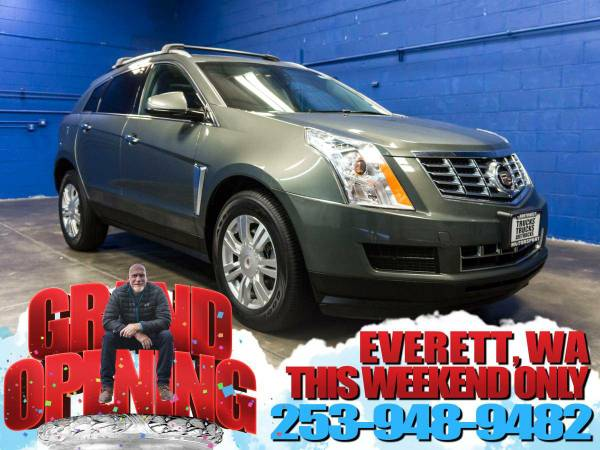2013 *Cadillac SRX* Luxury Collection FWD - Push Start Ignition! 2013