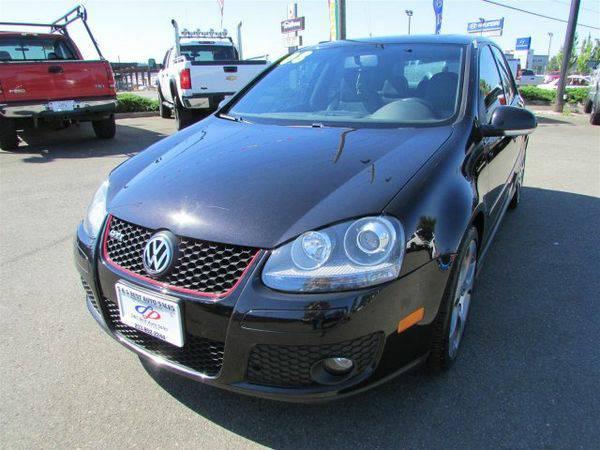 2008 *Volkswagen* *GTI*