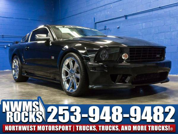2006 *Ford Mustang* Saleen RWD -