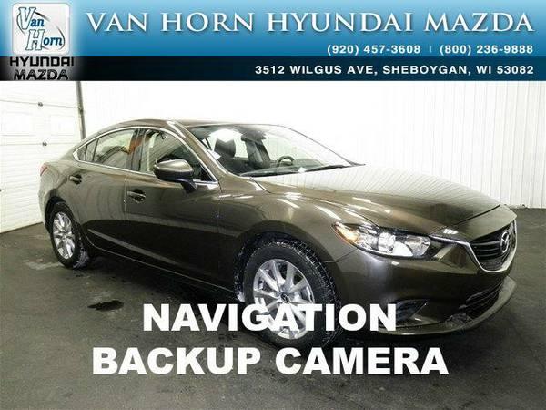 2016 *Mazda Mazda6* i Sport - Brown BAD CREDIT OK!