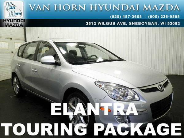2009 *Hyundai Elantra Touring* TOUIRING - Quicksilver Metallic BAD...
