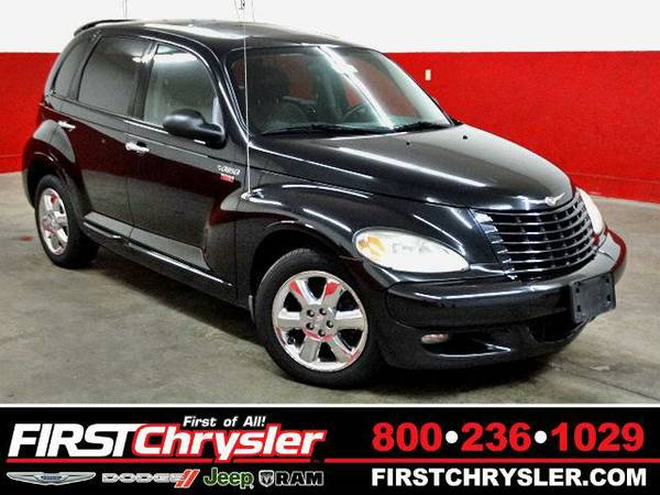 2004 *Chrysler PT Cruiser* Limited - Chrysler Black Clearcoat