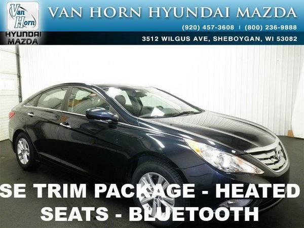 2013 *Hyundai Sonata* SE - Pacific Blue Pearl Mica BAD CREDIT OK!
