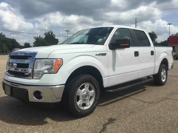 2013 FORD F150 SUPERCREW XLT