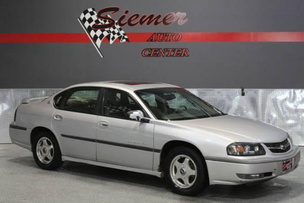 2001 Chevrolet Impala LS*BIG TIME DEALS, SMALL TOWN VALUES, CALL US!*