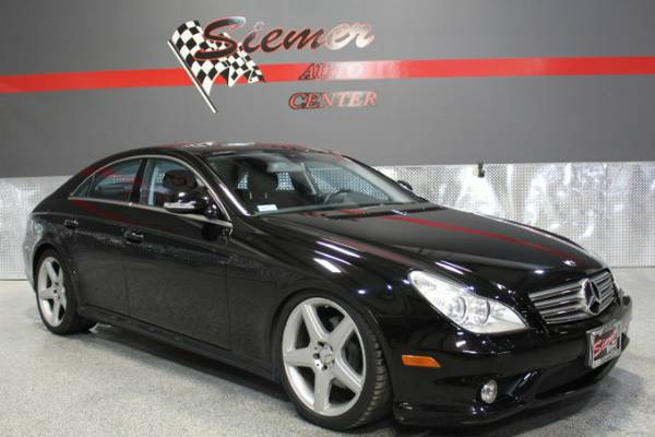 2007 Mercedes-Benz CLS550*ONLY 68K MILES, COME TEST DRIVE TODAY, CALL!