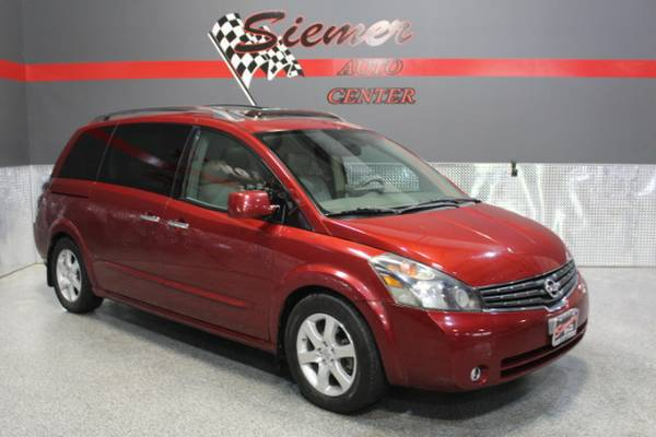 2007 Nissan Quest*HUGE BACK TO SCHOOL CLEARANCE EVENT,