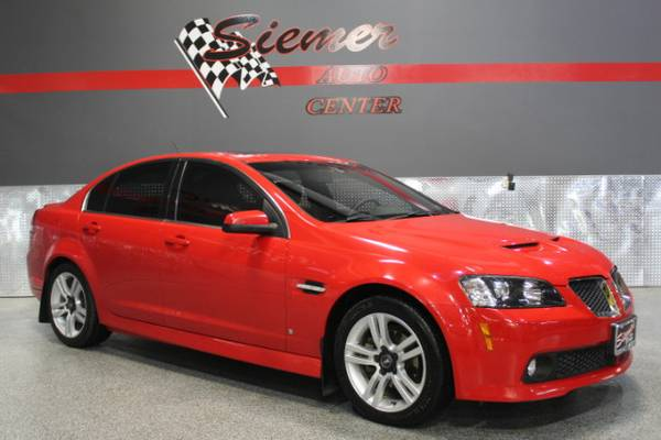 2009 Pontiac G8*HUGE BACK TO SCHOOL SALE, CALL TODAY