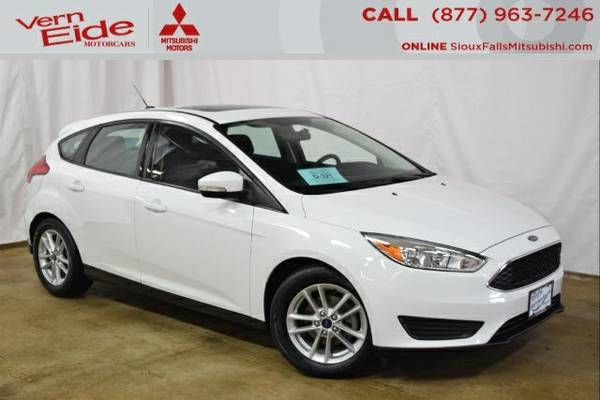 2015 Ford Focus SE **One Owner** ***Trades Welcome***