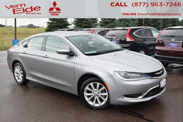 2015 Chrysler 200 C **One Owner** ***Trades Welcome***