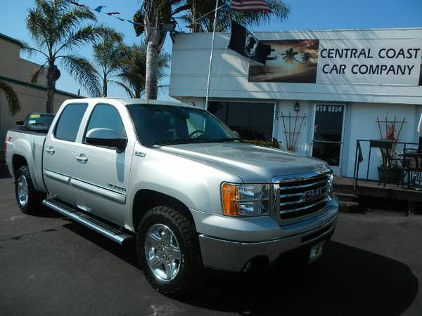 2011 GMC SIERRA 4X4 ALL TERRAIN PACKAGE FULLY LOADED!!!!!