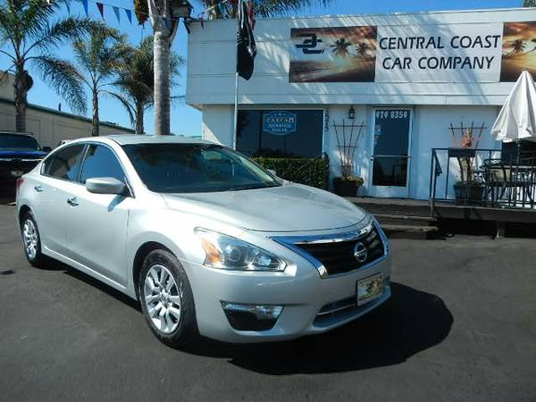 2013 NISSAN ALTIMA 2.5S SILVER WOW PRICED TO SELL!!!!