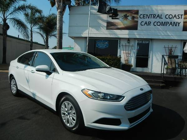 2013 FORD FUSION SE BACKUP CAMERA GAS SIPPER PRICED TO SELL!!!