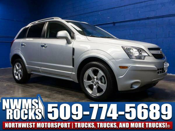 2013 *Chevrolet Captiva* FWD - Clean Carfax History! 2013 Chevrolet...
