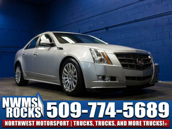 2010 *Cadillac CTS* Performance AWD - 2010 Cadillac CTS Performance...