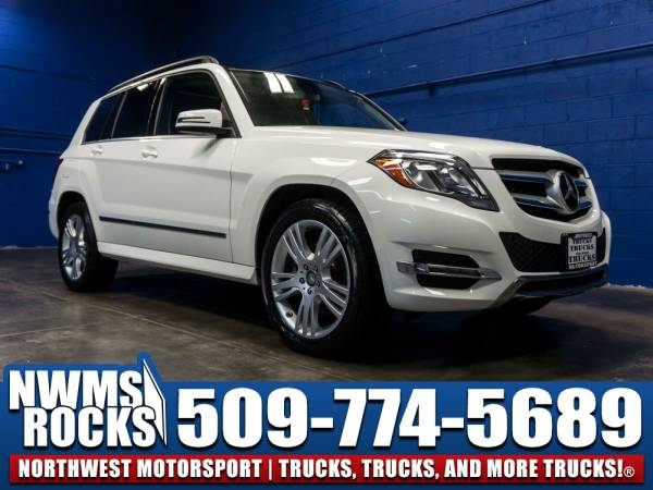 2015 *Mercedes-Benz GLK350* 4Matic AWD - One Previous Owner! 2015...