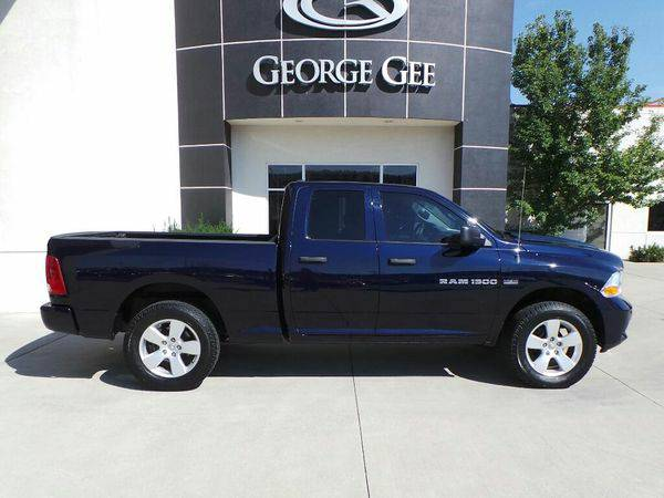 2012 *Ram* *1500* - TEXT US DIRECTLY