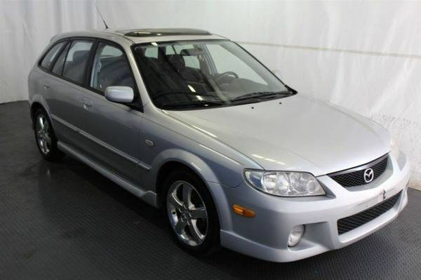 Zero Down Loans 2003 Mazda Protege5 Base JM1BJ245631199254
