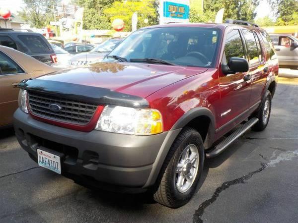 Zero Down Loans 2004 Ford Explorer XLS 1FMDU72KX4ZA06883